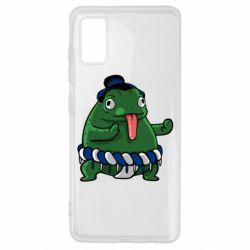 Чехол для Samsung A41 Sumo toad