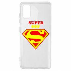 Чохол для Samsung A41 Super Boy