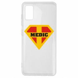 Чохол для Samsung A41 Super Medic