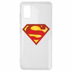 Чехол для Samsung A41 Superman Classic