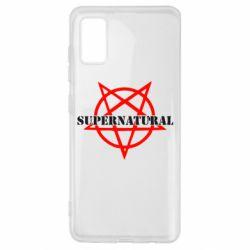 Чехол для Samsung A41 Supernatural