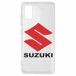 Чехол для Samsung A41 Suzuki
