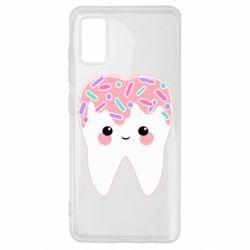 Чохол для Samsung A41 Sweet tooth