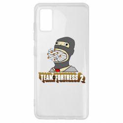 Чехол для Samsung A41 Team Fortress 2 Art
