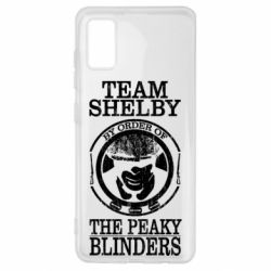 Чохол для Samsung A41 Team Shelby the Peaky Blinders