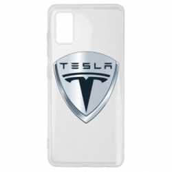 Чехол для Samsung A41 Tesla Corp
