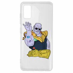 Чохол для Samsung A41 Thanos Art