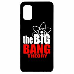 Чохол для Samsung A41 The Bang theory Bing