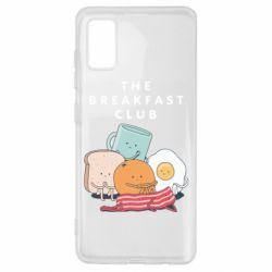 Чохол для Samsung A41 The breakfast club