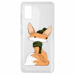 Чохол для Samsung A41 The Fox in the Hat