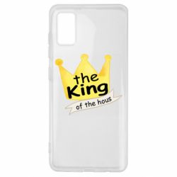 Чохол для Samsung A41 The king of the house