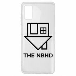 Чехол для Samsung A41 THE NBHD Logo