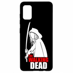 Чохол для Samsung A41 The walking dead (Ходячі мерці)