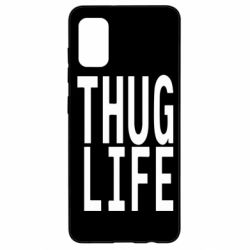 Чехол для Samsung A41 thug life