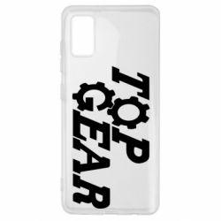 Чохол для Samsung A41 Top Gear I