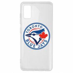 Чохол для Samsung A41 Toronto Blue Jays