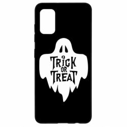 Чехол для Samsung A41 Trick or Treat