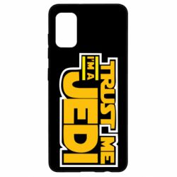 Чехол для Samsung A41 Trust me, I'm a Jedi