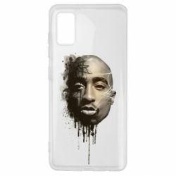 Чехол для Samsung A41 Tupac Shakur