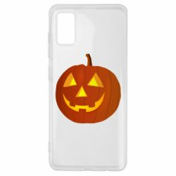 Чохол для Samsung A41 Тыква Halloween