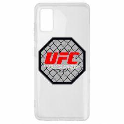 Чехол для Samsung A41 UFC Cage