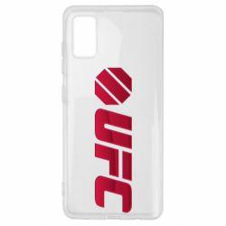 Чехол для Samsung A41 UFC Main Logo