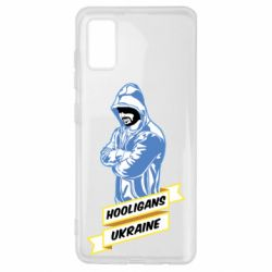 Чохол для Samsung A41 Ukraine Hooligans