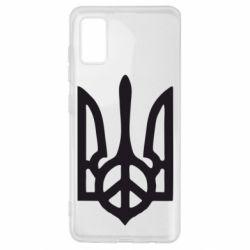 Чехол для Samsung A41 Ukraine Peace
