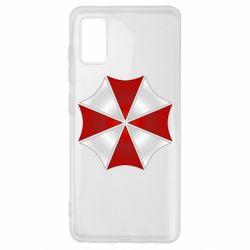Чохол для Samsung A41 Umbrella Corp Logo
