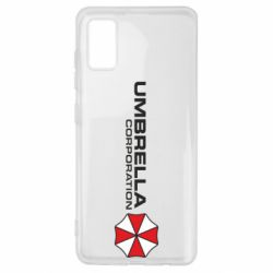 Чехол для Samsung A41 Umbrella Corp