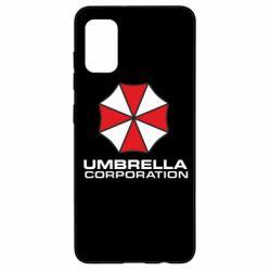 Чехол для Samsung A41 Umbrella
