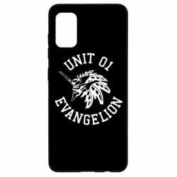 Чохол для Samsung A41 Unit 01 evangelion