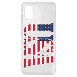 Чохол для Samsung A41 USA