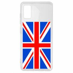 Чехол для Samsung A41 Великобритания
