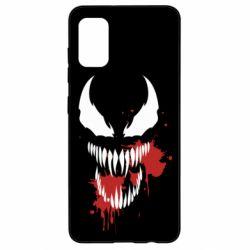 Чохол для Samsung A41 Venom blood
