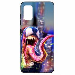 Чехол для Samsung A41 Venom slime