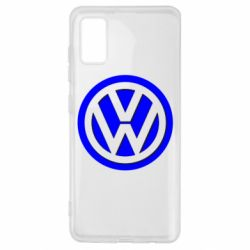 Чохол для Samsung A41 Логотип Volkswagen