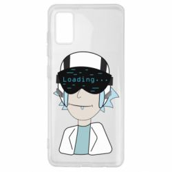 Чехол для Samsung A41 vr rick