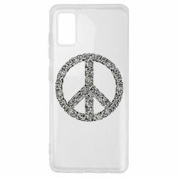 Чохол для Samsung A41 War Peace