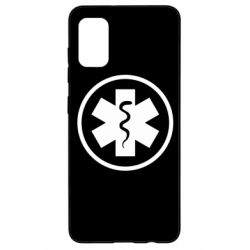 Чохол для Samsung A41 Warface: medic