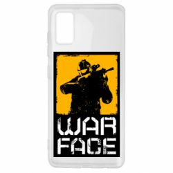 Чохол для Samsung A41 Warface