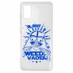 Чехол для Samsung A41 Weed Vader