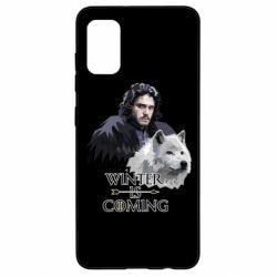 Чохол для Samsung A41 Winter is coming I