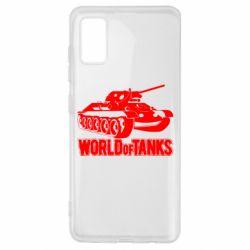Чохол для Samsung A41 World Of Tanks Game