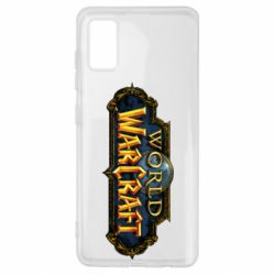 Чохол для Samsung A41 World of Warcraft game
