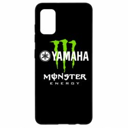 Чехол для Samsung A41 Yamaha Monster Energy