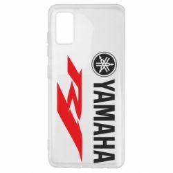 Чехол для Samsung A41 Yamaha R1