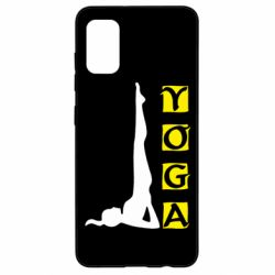 Чехол для Samsung A41 Yoga