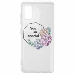 Чехол для Samsung A41 You are special
