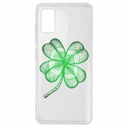 Чохол для Samsung A41 Your lucky clover